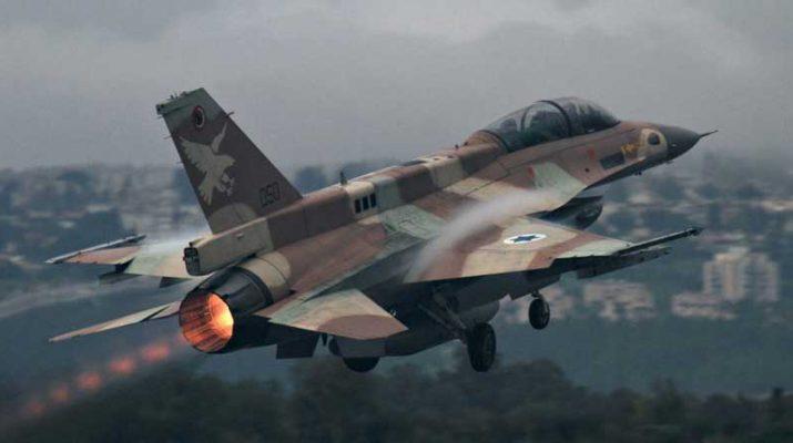 Serangan-Pesawat-Israel-Ke-Palestina-SULUH.ID