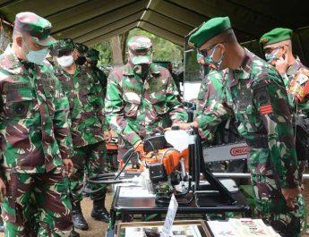Batalyon Infanteri 403Wirasada Pratista Siap Ke Papua-suluh.id
