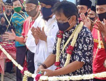 Pemotongan Pita Dishub Semarang-suluh.id