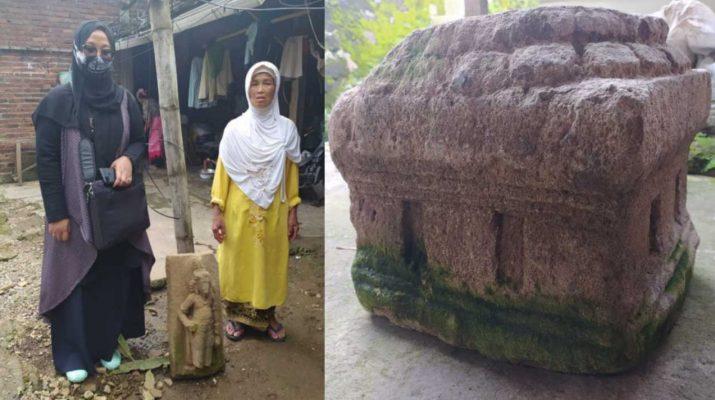 Arca Agasiya dan Lumpang Di Bandungan