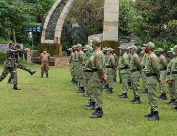 Diklat PBB Bela Negara Kecamatan Rowosari Kendal-SLH