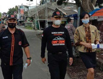 Griya Persada hotel Bandungan Peduli Bagi Masker-SLH