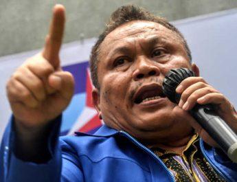 Jhoni Allen Marbun Sekjen PD KLB Sumatra Utara-SLH