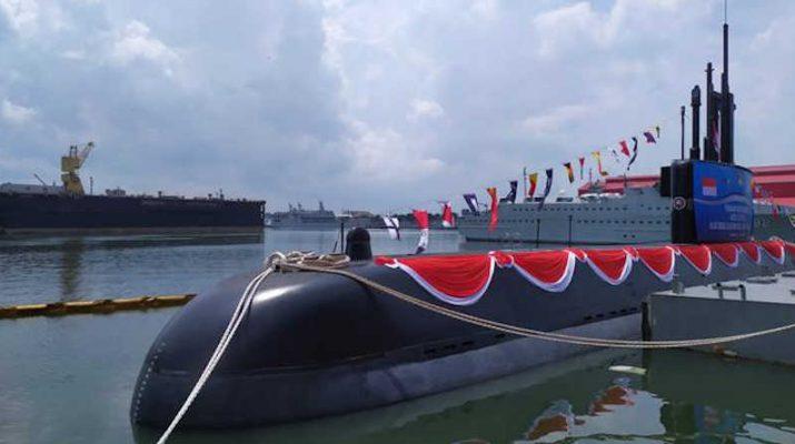 Kapal Selam Alugoro 405-SLH
