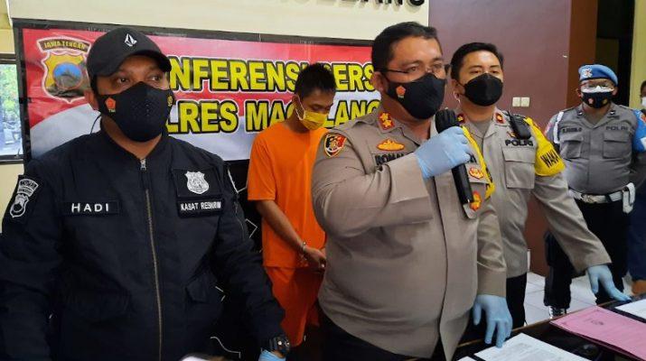 Kapolres Magelang Jelaskan Pembunuhan Di Hotel Syailendra