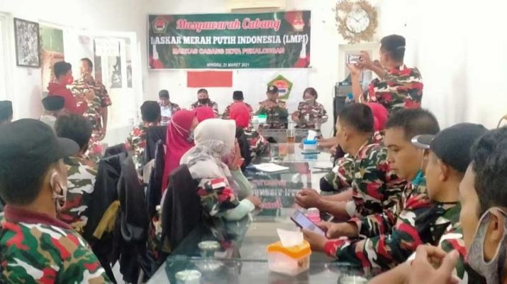 Laskar-Merah-Putih-Indonesia-Pekalongan-Muscab