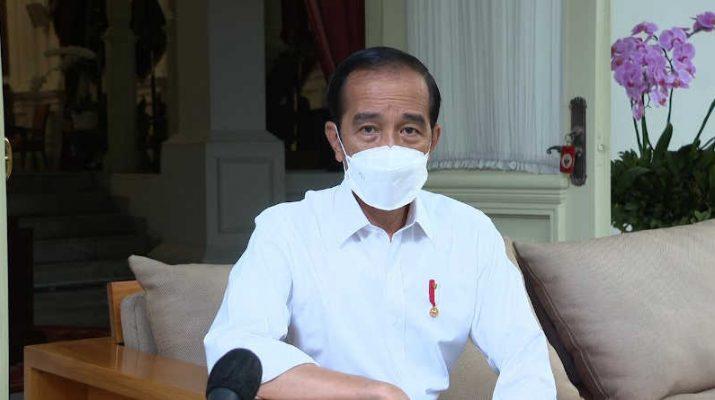 Presiden Joko Widodo tidak ada niatan untuk menjadi presiden tiga periode