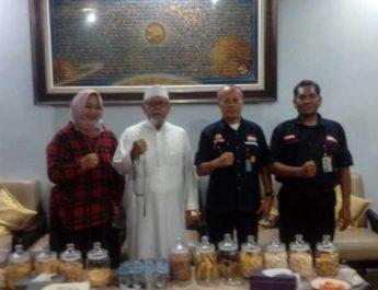 Kunjungan DPD AWPI JATENG Ke Pondok Pesantren Al Hikmah