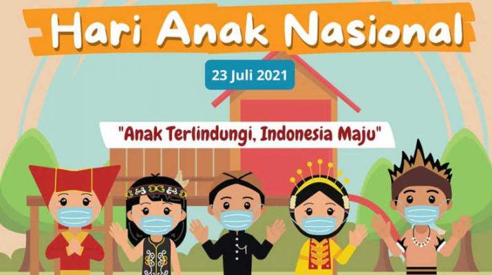 Hari Anak Indonesia 2021-Suluh