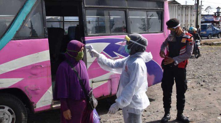 PPKM Darurat Penyekatan antar daerah masuk Wonosobo