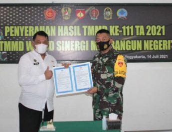 Penutupan TMMD Kota Yogyakarta-suluh