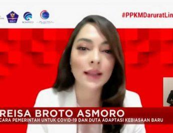Reisa Broto Asmoro-suluh