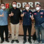 Pertemuan AWPI dengan Ketua DPRD Koata Semarang