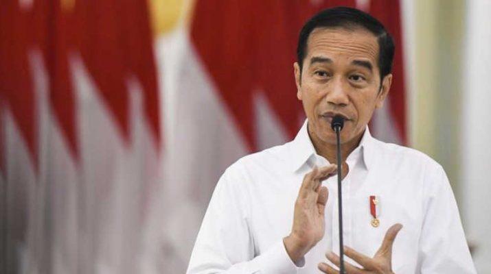 Presiden Joko Widodo-suluh