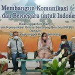 Dialog Kebangsaan kota semarang FKSB suluh
