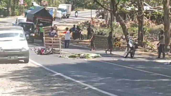 Kecelakaan truck2