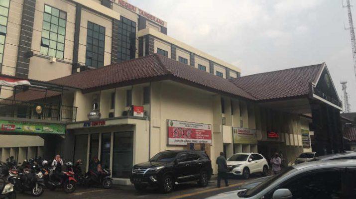 Sidang Kasul Kondotel Tangerang-suluh