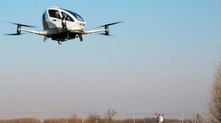 Drone EHang 216