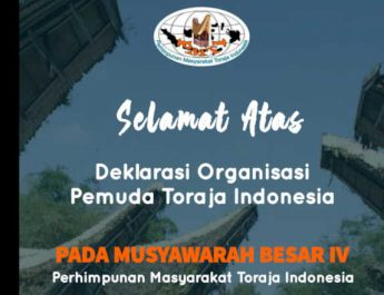 Kongres Masyarakat Toraja-Suluh